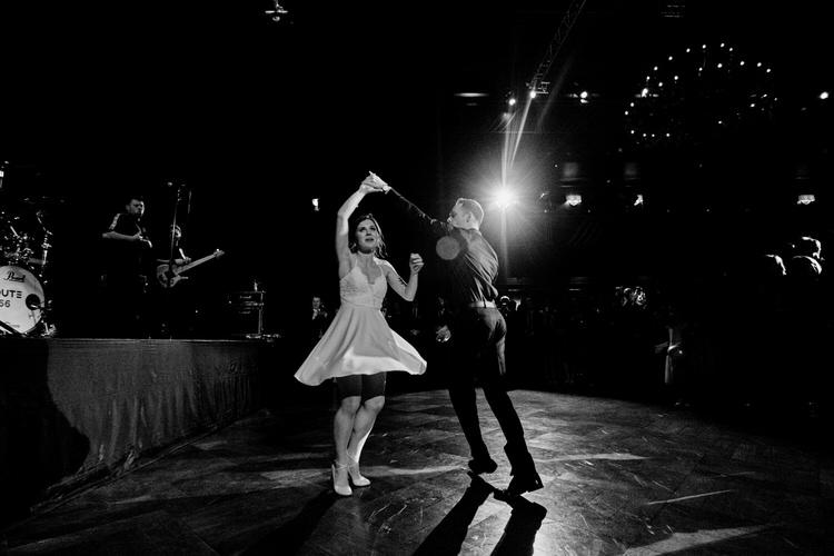 """Pierwszy taniec z muzyką """"Dirty dancing"""""""
