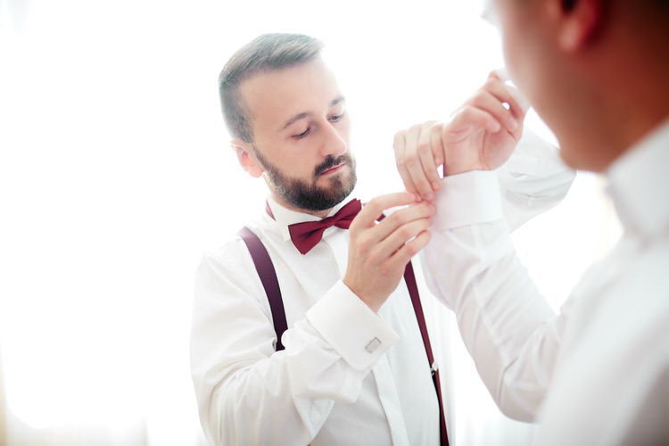 przygotowania do ślubu Dębno