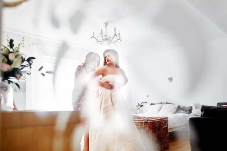 piękne wesele Dębno Agawa