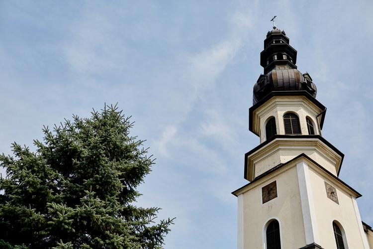 kościół w Wojniczu ślub