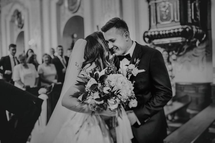ślub w Wojniczu wesele Agawa Dębno