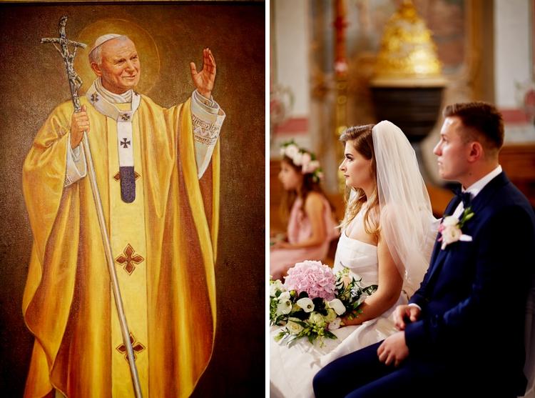 przepiękny ślub w Wojniczu wesele Agawa Dębno