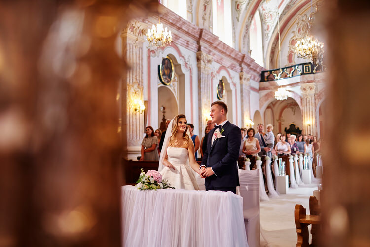 ślub w Wojniczu