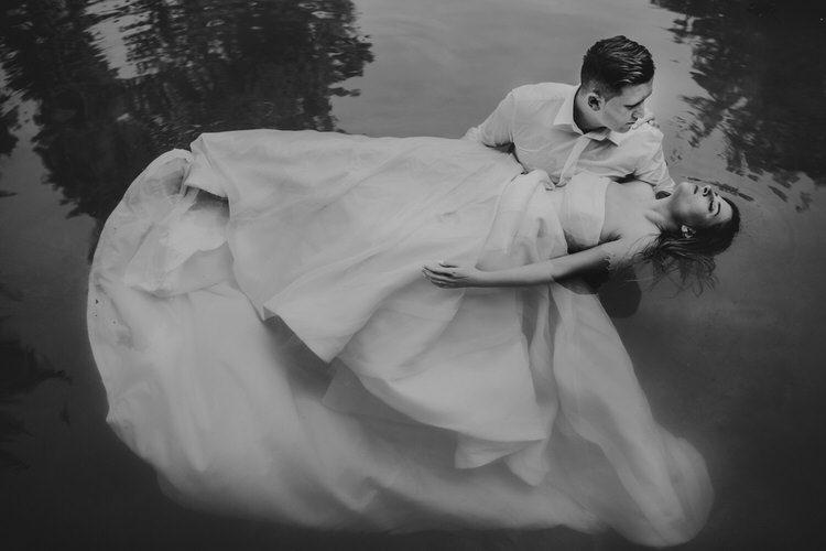 Willa tadeusz plener ślubny Lanckorona