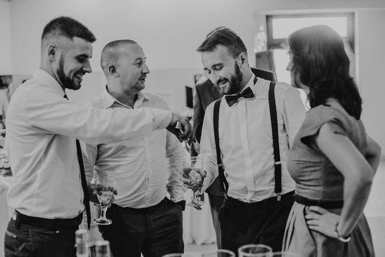 Agawa Dębno wesele