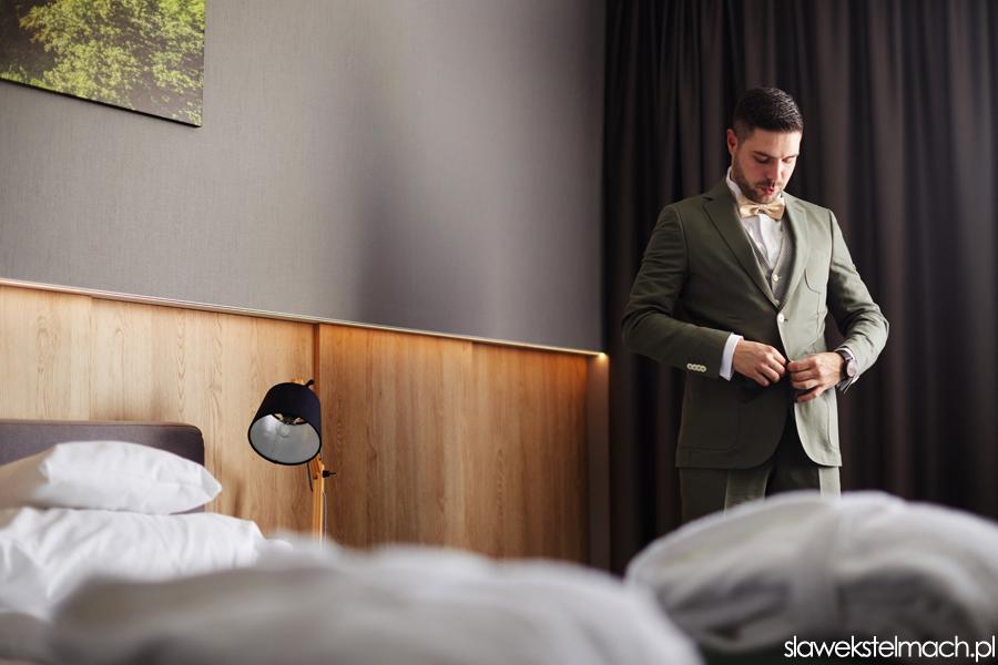 ślub w krakowie Witkowa Chata - ślub plenerowy kraków fotograf na ślub kraków