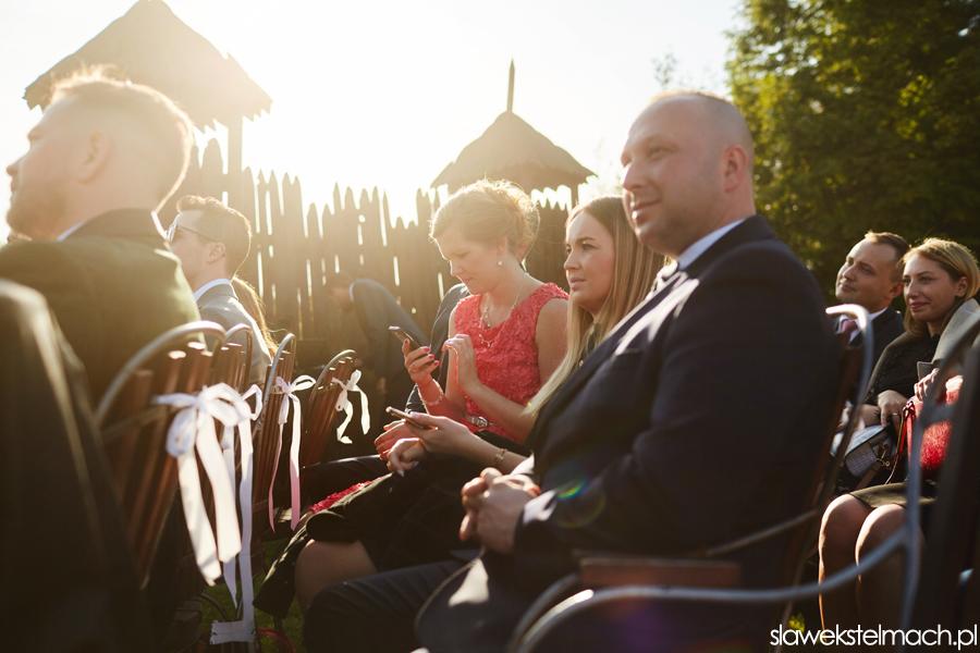 ślub plenerowy kraków witkowa chata fotograf kraków
