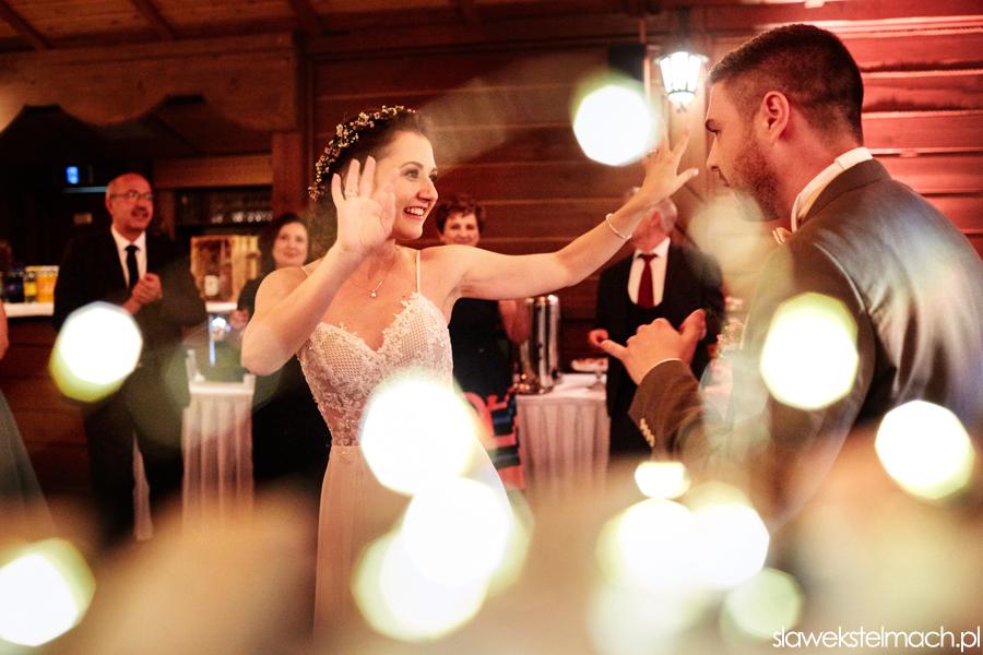 przyjęcie weselne witkowa chata wspaniałe wesele witkowa chata fotograf kraków