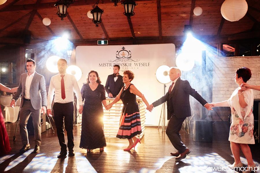 Mistrzowskie Wesele – dj na wesele oświetlenie na wesele