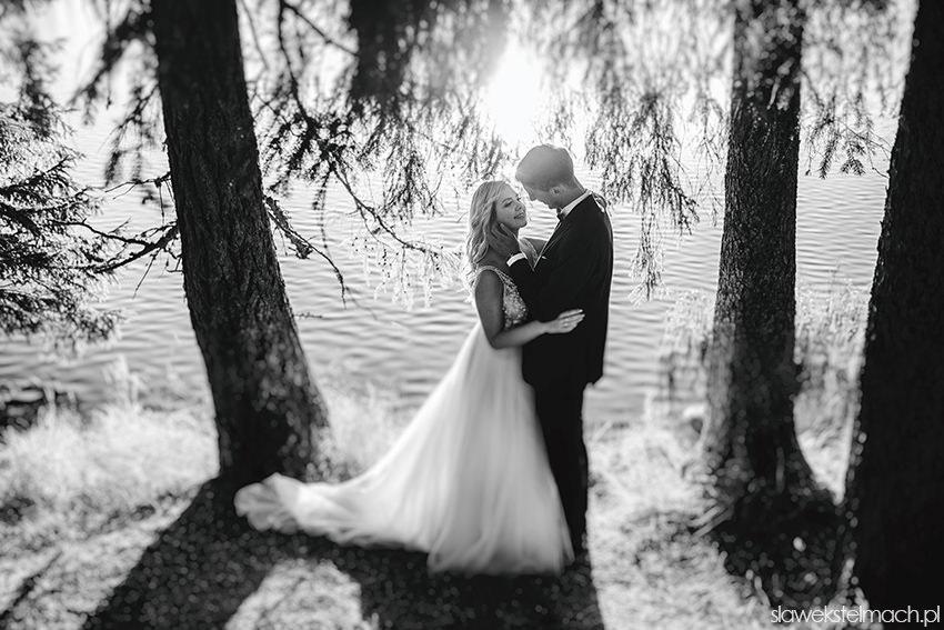 dlaczego wykonać plener ślubny w dniu ślubu ?