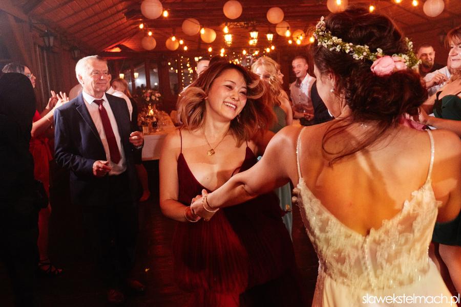 miejsce na świetne wesele Witkwoa chata ślub międzynarodowy