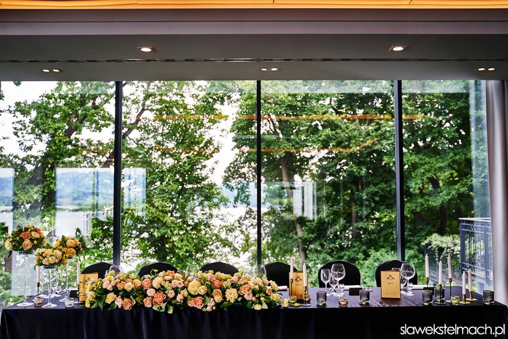 piękna sala na wesele Heron Live Hotel, miejsce na wesele