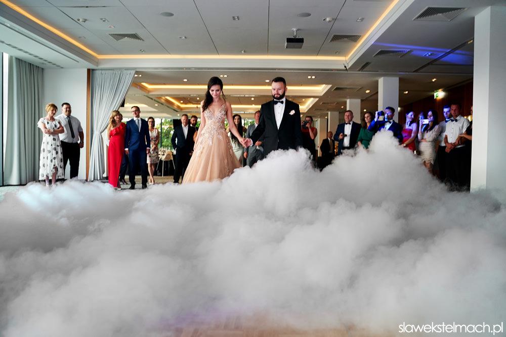 Heron Live Hotel wesele nad jeziorem Rożnowskim