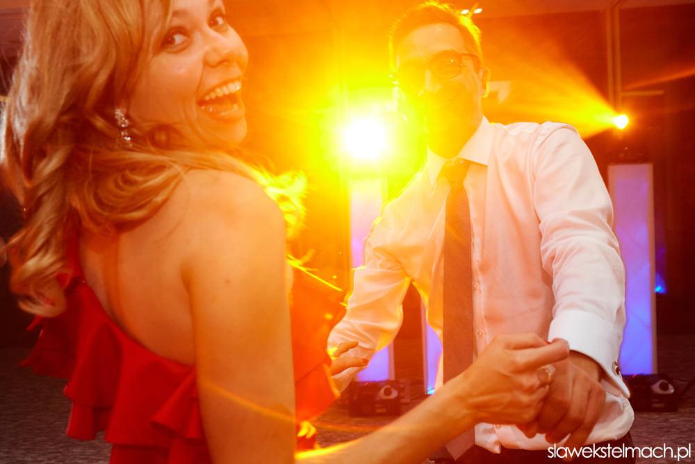 wesele w hotelu Heron Live Hotel wesele nad jeziorem Rożnowskim